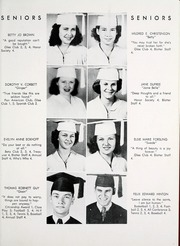 Page 15, 1946 Edition, Vero Beach High School - Arrowhead Yearbook (Vero Beach, FL) online yearbook collection