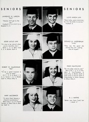 Page 17, 1946 Edition, Vero Beach High School - Arrowhead Yearbook (Vero Beach, FL) online yearbook collection