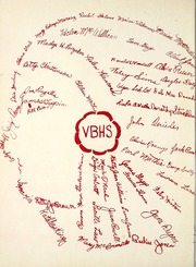 Page 4, 1946 Edition, Vero Beach High School - Arrowhead Yearbook (Vero Beach, FL) online yearbook collection