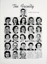 Page 9, 1946 Edition, Vero Beach High School - Arrowhead Yearbook (Vero Beach, FL) online yearbook collection