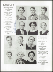 Page 13, 1958 Edition, Englewood High School - Golden Fleece Yearbook (Jacksonville, FL) online yearbook collection