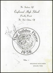Page 5, 1958 Edition, Englewood High School - Golden Fleece Yearbook (Jacksonville, FL) online yearbook collection
