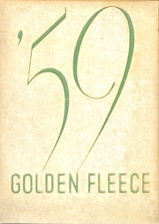 1959 Edition, Englewood High School - Golden Fleece Yearbook (Jacksonville, FL)