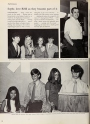 T R Robinson High School - Excalibur Yearbook (Tampa, FL) online yearbook collection, 1971 Edition, Page 122