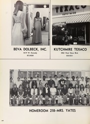 T R Robinson High School - Excalibur Yearbook (Tampa, FL) online yearbook collection, 1971 Edition, Page 312