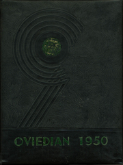Page 1, 1950 Edition, Oviedo High School - Oviedian Yearbook (Oviedo, FL) online yearbook collection