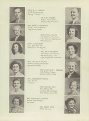 Page 13, 1950 Edition, Oviedo High School - Oviedian Yearbook (Oviedo, FL) online yearbook collection