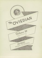 Page 7, 1950 Edition, Oviedo High School - Oviedian Yearbook (Oviedo, FL) online yearbook collection