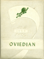 Page 1, 1954 Edition, Oviedo High School - Oviedian Yearbook (Oviedo, FL) online yearbook collection