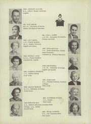 Page 14, 1954 Edition, Oviedo High School - Oviedian Yearbook (Oviedo, FL) online yearbook collection