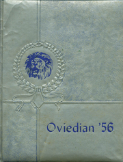 Page 1, 1956 Edition, Oviedo High School - Oviedian Yearbook (Oviedo, FL) online yearbook collection