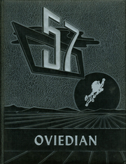 Page 1, 1957 Edition, Oviedo High School - Oviedian Yearbook (Oviedo, FL) online yearbook collection