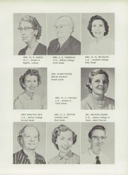 Page 17, 1957 Edition, Oviedo High School - Oviedian Yearbook (Oviedo, FL) online yearbook collection