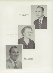 Page 9, 1957 Edition, Oviedo High School - Oviedian Yearbook (Oviedo, FL) online yearbook collection