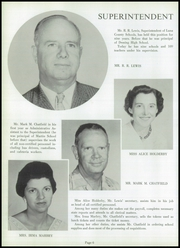 Page 10, 1960 Edition, Deming High School - Wildcat Yearbook (Deming, NM) online yearbook collection