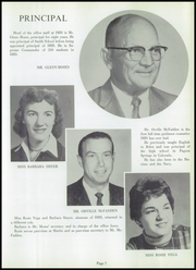 Page 11, 1960 Edition, Deming High School - Wildcat Yearbook (Deming, NM) online yearbook collection