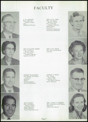 Page 13, 1960 Edition, Deming High School - Wildcat Yearbook (Deming, NM) online yearbook collection