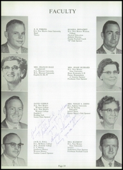 Page 14, 1960 Edition, Deming High School - Wildcat Yearbook (Deming, NM) online yearbook collection