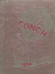 1954 Edition, Key West High School - Conch Yearbook (Key West, FL)