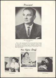 Page 10, 1955 Edition, Key West High School - Conch Yearbook (Key West, FL) online yearbook collection