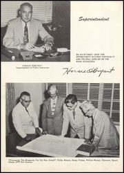 Page 8, 1955 Edition, Key West High School - Conch Yearbook (Key West, FL) online yearbook collection