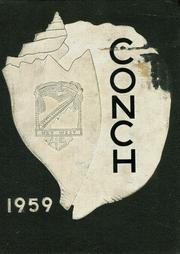 1959 Edition, Key West High School - Conch Yearbook (Key West, FL)