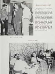 Page 15, 1960 Edition, Key West High School - Conch Yearbook (Key West, FL) online yearbook collection