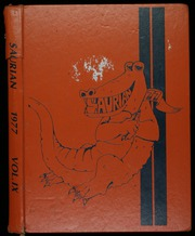 1977 Edition, Palm Beach Gardens High School - Saurian Yearbook (Palm Beach Gardens, FL)
