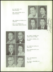 Page 15, 1958 Edition, Milton High School - Panthers Paw Yearbook (Milton, FL) online yearbook collection