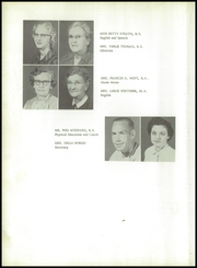 Page 16, 1958 Edition, Milton High School - Panthers Paw Yearbook (Milton, FL) online yearbook collection