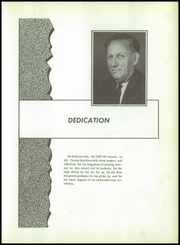 Page 7, 1958 Edition, Milton High School - Panthers Paw Yearbook (Milton, FL) online yearbook collection