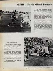 Page 78, 1969 Edition, Miami Northwestern High School - Northwesterners Yearbook (Miami, FL) online yearbook collection