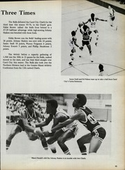 Page 87, 1969 Edition, Miami Northwestern High School - Northwesterners Yearbook (Miami, FL) online yearbook collection