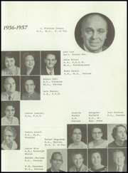 Page 11, 1957 Edition, New Smyrna Beach High School - Live Oak Log Yearbook (New Smyrna Beach, FL) online yearbook collection