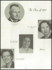 Page 14, 1957 Edition, New Smyrna Beach High School - Live Oak Log Yearbook (New Smyrna Beach, FL) online yearbook collection