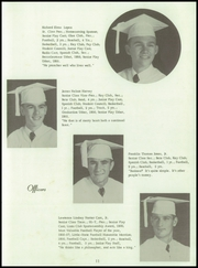 Page 15, 1957 Edition, New Smyrna Beach High School - Live Oak Log Yearbook (New Smyrna Beach, FL) online yearbook collection