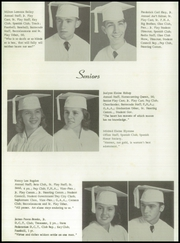 Page 16, 1957 Edition, New Smyrna Beach High School - Live Oak Log Yearbook (New Smyrna Beach, FL) online yearbook collection
