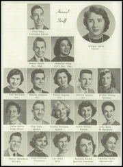 Page 8, 1957 Edition, New Smyrna Beach High School - Live Oak Log Yearbook (New Smyrna Beach, FL) online yearbook collection