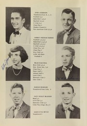 Page 12, 1951 Edition, Cocoa High School - Sandscript Yearbook (Rockledge, FL) online yearbook collection