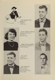 Page 13, 1951 Edition, Cocoa High School - Sandscript Yearbook (Rockledge, FL) online yearbook collection