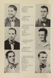 Page 14, 1951 Edition, Cocoa High School - Sandscript Yearbook (Rockledge, FL) online yearbook collection