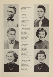 Page 15, 1951 Edition, Cocoa High School - Sandscript Yearbook (Rockledge, FL) online yearbook collection