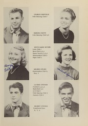 Page 17, 1951 Edition, Cocoa High School - Sandscript Yearbook (Rockledge, FL) online yearbook collection
