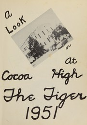 Page 7, 1951 Edition, Cocoa High School - Sandscript Yearbook (Rockledge, FL) online yearbook collection