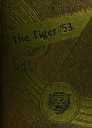1953 Edition, Cocoa High School - Sandscript Yearbook (Rockledge, FL)