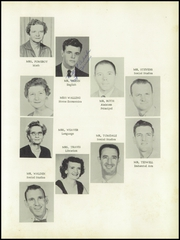 Page 17, 1958 Edition, Cocoa High School - Sandscript Yearbook (Rockledge, FL) online yearbook collection