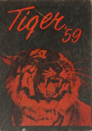 1959 Edition, Cocoa High School - Sandscript Yearbook (Rockledge, FL)