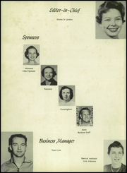 Page 6, 1959 Edition, Cocoa High School - Sandscript Yearbook (Rockledge, FL) online yearbook collection