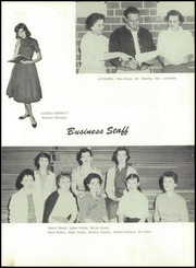 Page 11, 1960 Edition, Cocoa High School - Sandscript Yearbook (Rockledge, FL) online yearbook collection