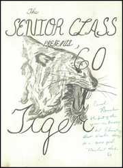 Page 7, 1960 Edition, Cocoa High School - Sandscript Yearbook (Rockledge, FL) online yearbook collection